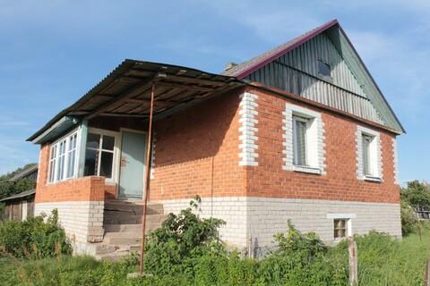 Дом в деревне самолва