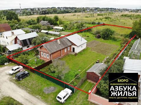 Дом в д. Зайково за 3 млн руб
