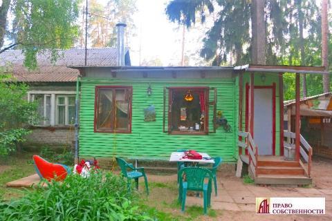 Часть дома в живописном месте- пос. Кратово