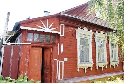 Часть дома на улице Выгонная