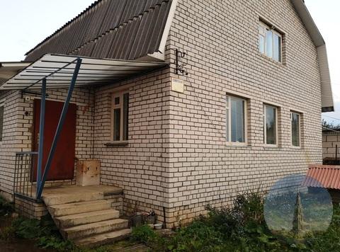 812. Калязин. Коттедж 160 кв.м. с участком 10 соток на ул. Советская.