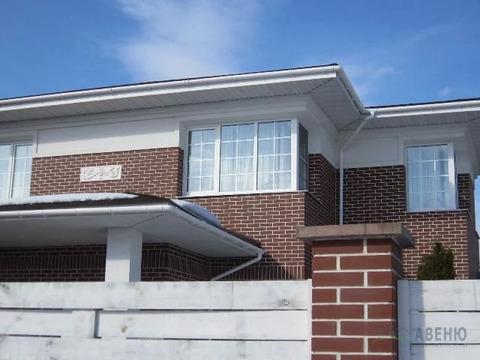 Новый шикарный дом 260 м2 на участке 10 соток, со всеми .