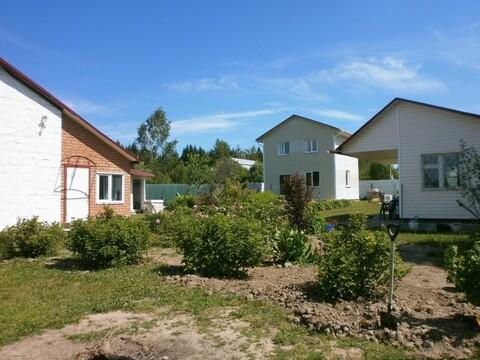 Три дома на участке 10 соток в СНТ Елочка (д. Арсаки)