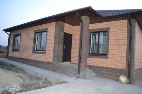 Продается дом в п. Новосадовый