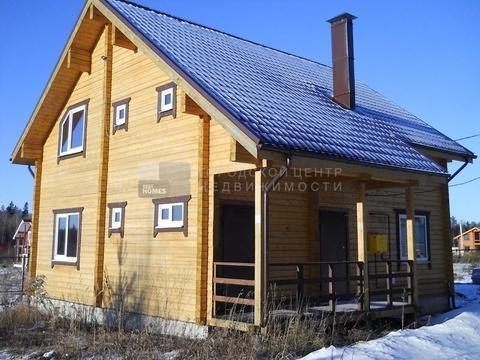 Дом 140 кв.м, Участок 12 сот. , Щелковское ш, 42 км. от МКАД.