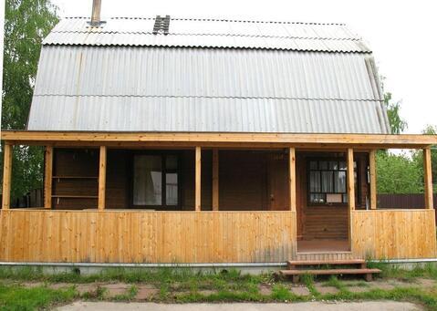 Дом 110 кв.м, Участок 6 сот. , Щелковское ш, 40 км. от МКАД.