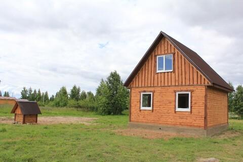 Новый дом на Чудском озере