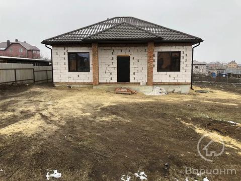Дом пос Новосадовый