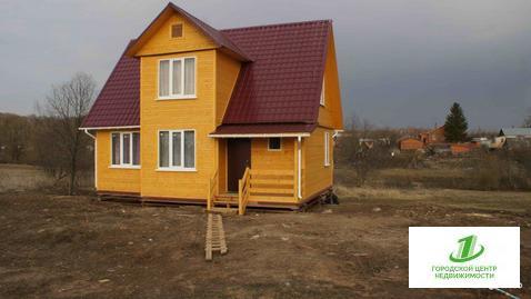 Классный дом в живописнейшем месте Вельяминово