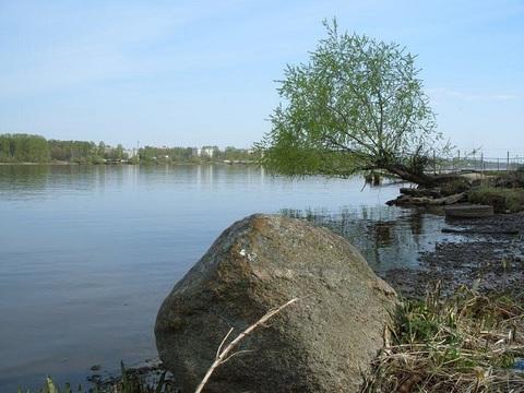 Участок на 1 линии р. Волга, г. Кимры, под строительство таунхаус.