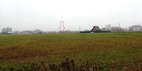 Земельный участок недалеко от г.Чебоксар д.Ильбеши