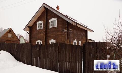Дом 90м на уч 6сот в д. Вельево (Тимоново)