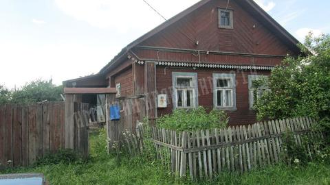 Продаётся дом, деревянный, участок 6 сот. Юрьев Польский