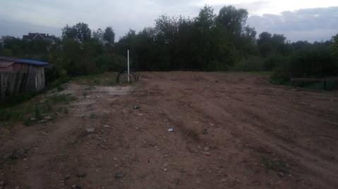Богородский район, деревня Кусаковка, Центральная улица, земля на .