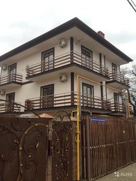 Коттедж 350 м на участке 2 сот. на Кр. Партизан