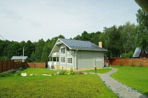 Продается дом в стиле шале 250м на участке 23 сотки в Свердловском.