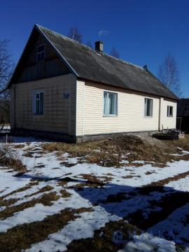 Продам дом в деревне Гавры Пыталовского района, Псковской области