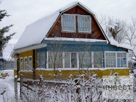 Продается 2х этажная дача 90 кв.м. на участке 6 соток, д. Шапкино