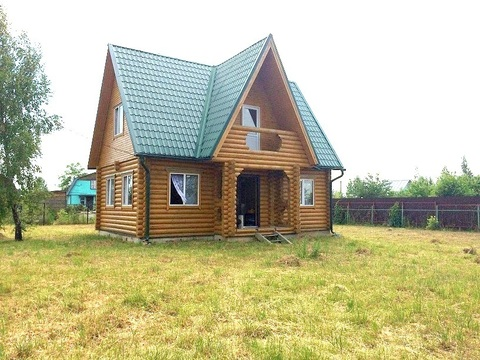 Дачный дом дом 100 кв.м. вблизи д. Николо-Тители Ступинского района.