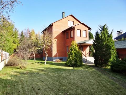 Дом с земельным участком Ильинское шоссе