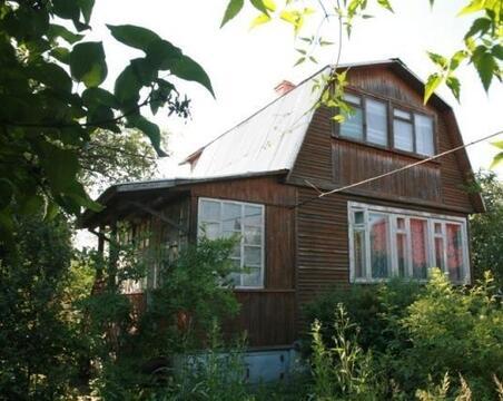 Продается 2х этажная дача 45 кв.м. на участке 5 соток г.Наро-Фоминск у