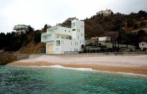 Дом на берегу моря, Форос, Крым, купить