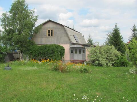 Дом в Чехове с участком 15 соток