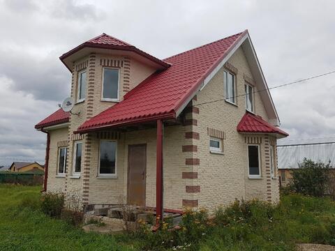 Дом 120 кв.м, Участок 8 сот. , Киевское ш, 55 км. от МКАД. .