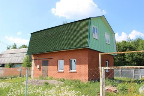 Недорогой новый дом в деревне