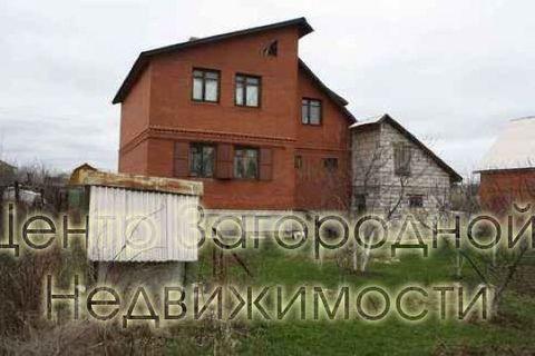 Дом, Минское ш, 34 км от МКАД, Тарасково д. (Наро-Фоминский р-н), .