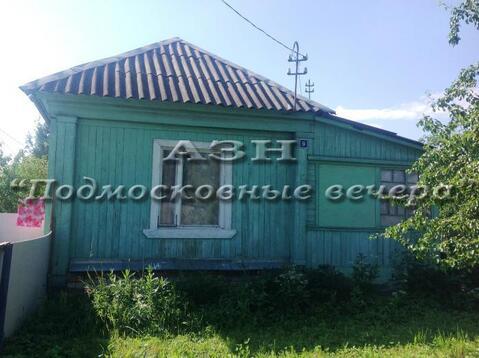 Егорьевское ш. 26 км от МКАД, Устиновка, Дом 38 кв. м