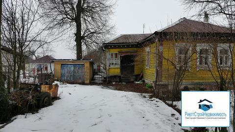 Дом в деревне с газом, рядом с городом