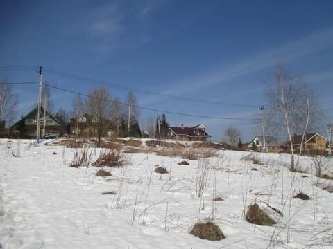 Участок, Дмитровское ш, Ярославское ш, 43 км от МКАД, Благовещенское .