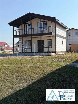Продается Дом 120 кв.м. на участке 8 сот. д. Трошково, Раменский р-н
