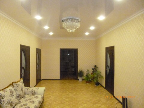 Дом Ставрополь 6 км с ремонтом, гаражом и времянкой