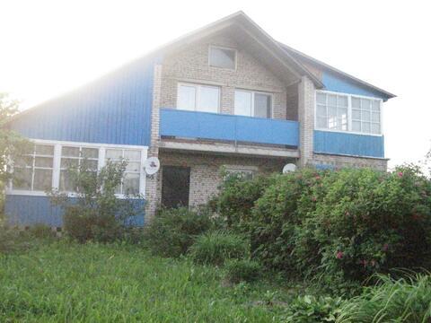 Дом 137 кв метров на участке 20 соток в деревне Ивакино.