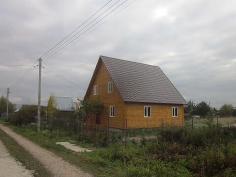 Продается новая дача (брус) 130м 8 сот в д. Натальино, СНТ Селена