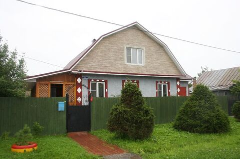 Дом 160 м2 на участке 8,88 соток в п. Жилево Ступинского р-на