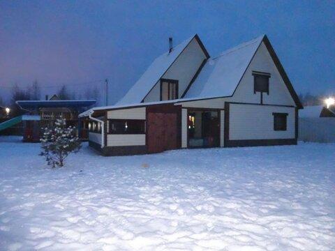 Зимний дом, дер. Межники