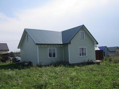 Продается дом в д.Епишково г.Алексин Тульская область