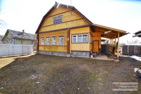 Часть дома в г.Волоколамске на ул.Светлая