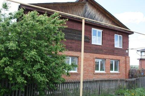 Продам коттедж 118-кв.м. п.Бобровский.