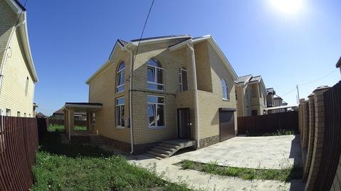 Шикарный 2-х эт .дом 260м2 с террасой 50м2 в элитном котт. поселке