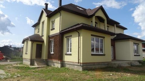 Дом 220 кв.м, Участок 4 сот. , Симферопольское ш, 24 км. от МКАД. .