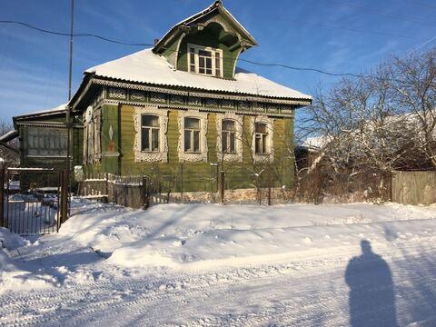 Продаётся дом 50 кв.м. на з/у 15 соток в с. Горицы Кимрского района