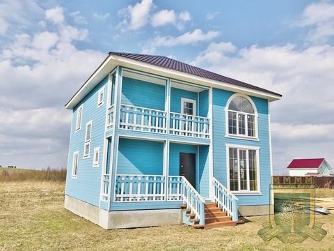 Новый дом 162 м2 в 120 км от МКАД по Ярославскому шоссе