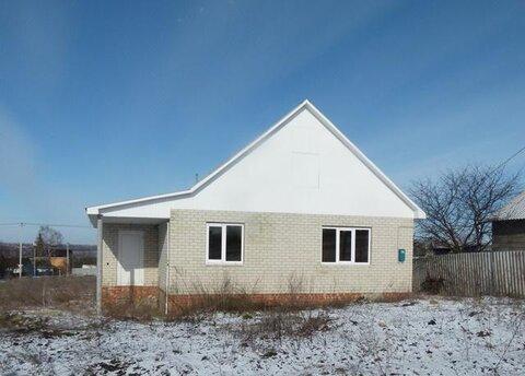 Продажа одноэтажного нового дома