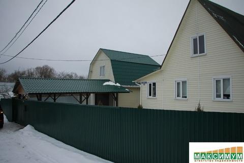 Жилой дом в д. Шубино городского округа Домодедово