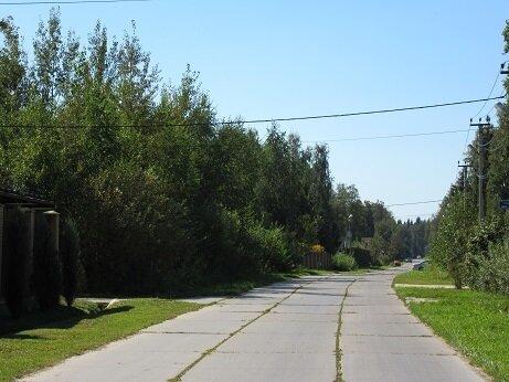 Красивый лесной участок 12 соток, Минское шоссе, КИЗ Зеленая роща-1
