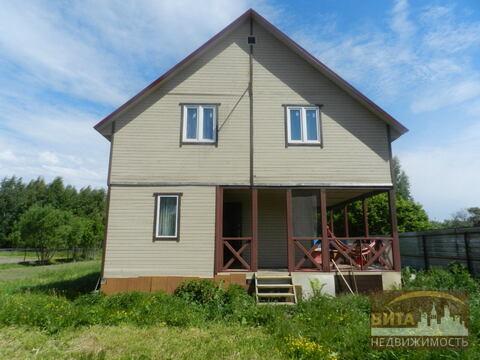 Купить дом в д. Ефремовская Егорьевского района